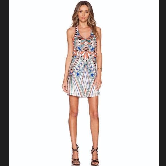 Parker Dresses & Skirts - Parker Ramsey Sequin Dress Shock Pink Small $398